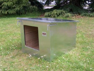 Dog Box Only Galv