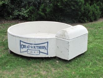 Circular Trough 450 LTR