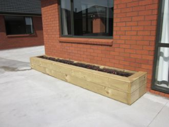 Garden Edging and Retaining Walls