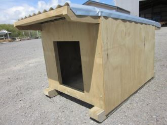 PLY DOG KENNEL