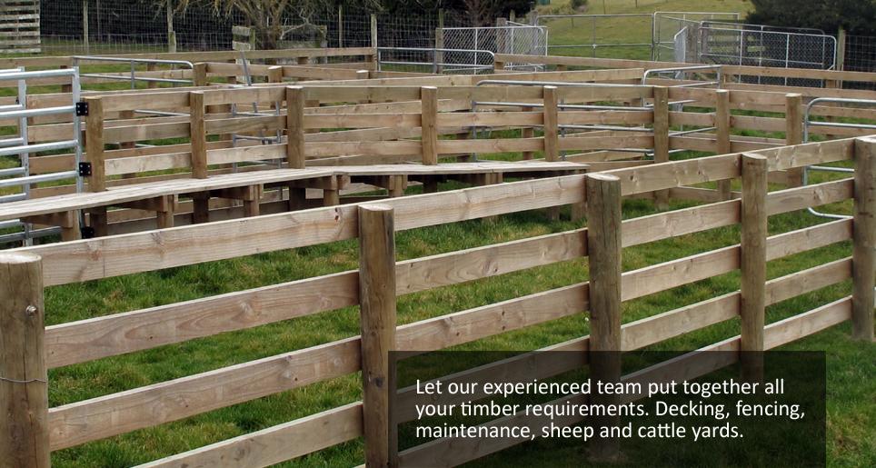 Farm Fences Sheds Timber Fence Posts Buildings Concrete